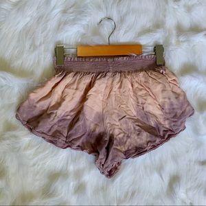 BOGO//F21 Tie dye shorts